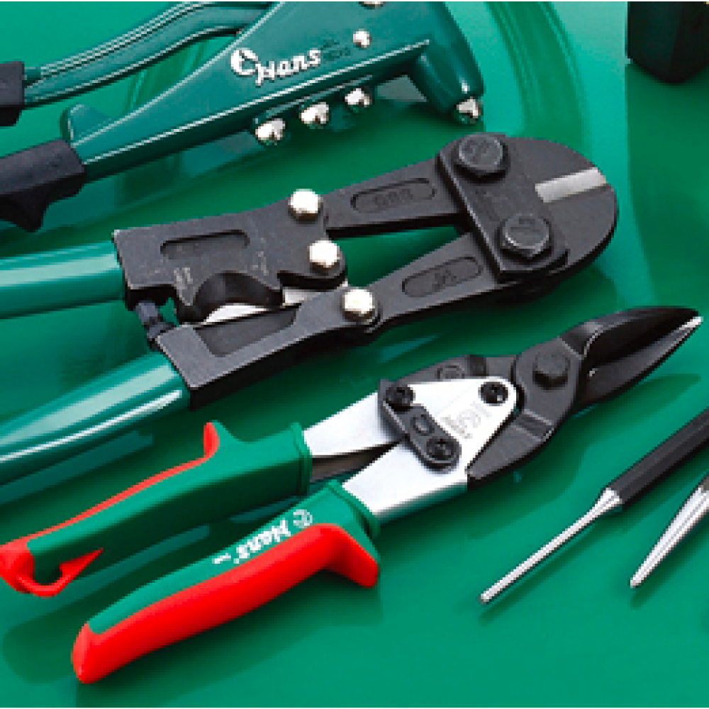 Automobile Cutters Tools for Repair Hand Tools made by HANS tool industrial Co., Ltd. 向得行興業股份有限公司 - MatchSupplier.com