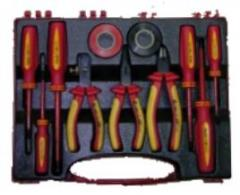 Automobile 1/2 Dr. 1000 V Insulated Tool Kit for Repair Tool Set  made by CHAIN ENTERPRISES CO., LTD. 聯鎖企業股份有限公司 - MatchSupplier.com