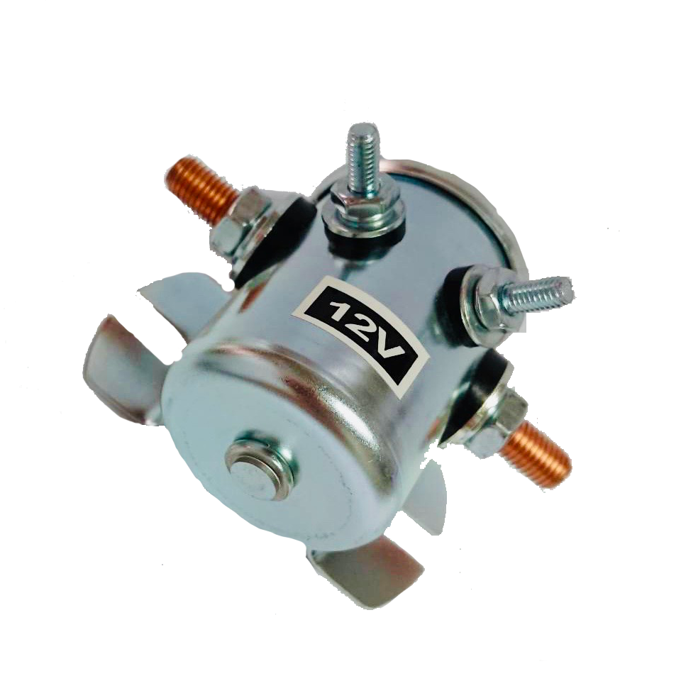 Agricultural / Tractor Starter Solenoids for Electrical Parts made by ZUNG SUNG ENTERPRISE CO., LTD. 積順企業有限公司 - MatchSupplier.com