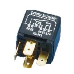 Truck / Trailer / Heavy Duty Resistor Relay for Sensor & Relay made by ZUNG SUNG ENTERPRISE CO., LTD. 積順企業有限公司 - MatchSupplier.com